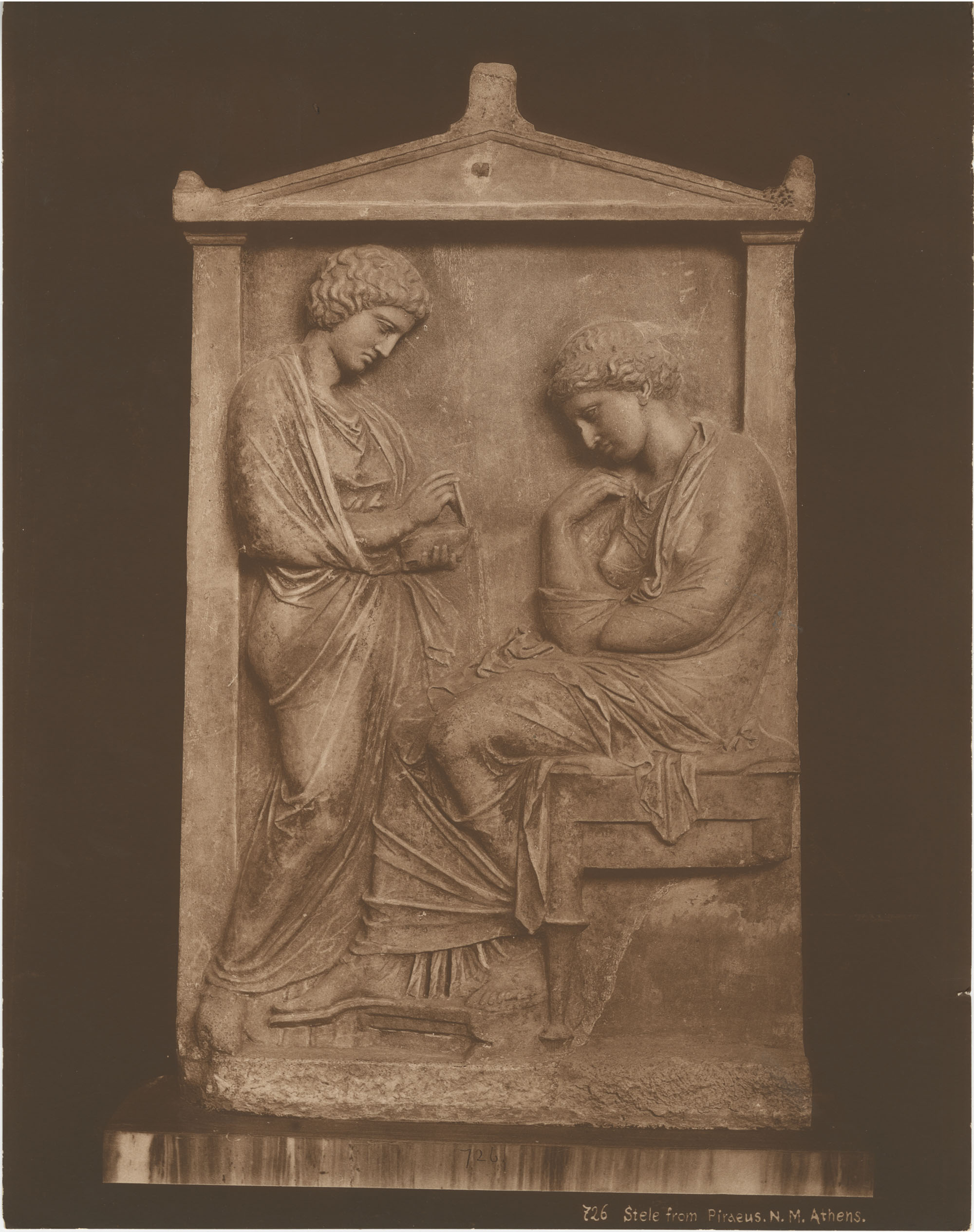 Sculpture from Athens, Greece, Photograph 10