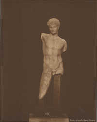 Sculpture from Athens, Greece, Photograph 5