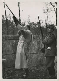 National Socialist Motor Corps (NSKK) shooting weekend, Photograph 13