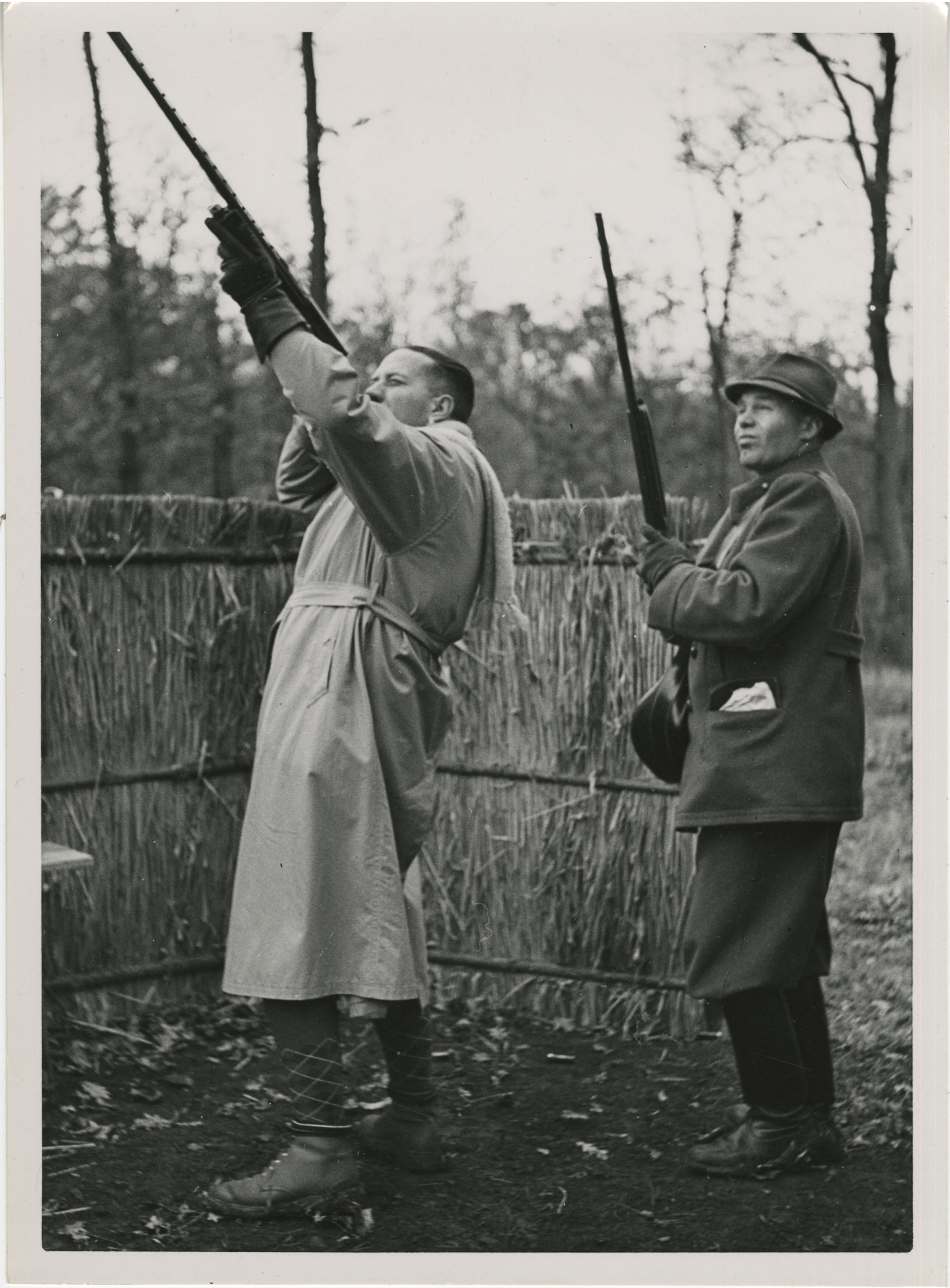 National Socialist Motor Corps (NSKK) shooting weekend, Photograph 12