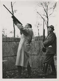 National Socialist Motor Corps (NSKK) shooting weekend, Photograph 11