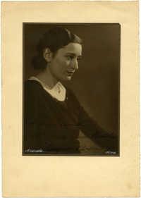 Edda (Mussolini) Ciano, Portrait
