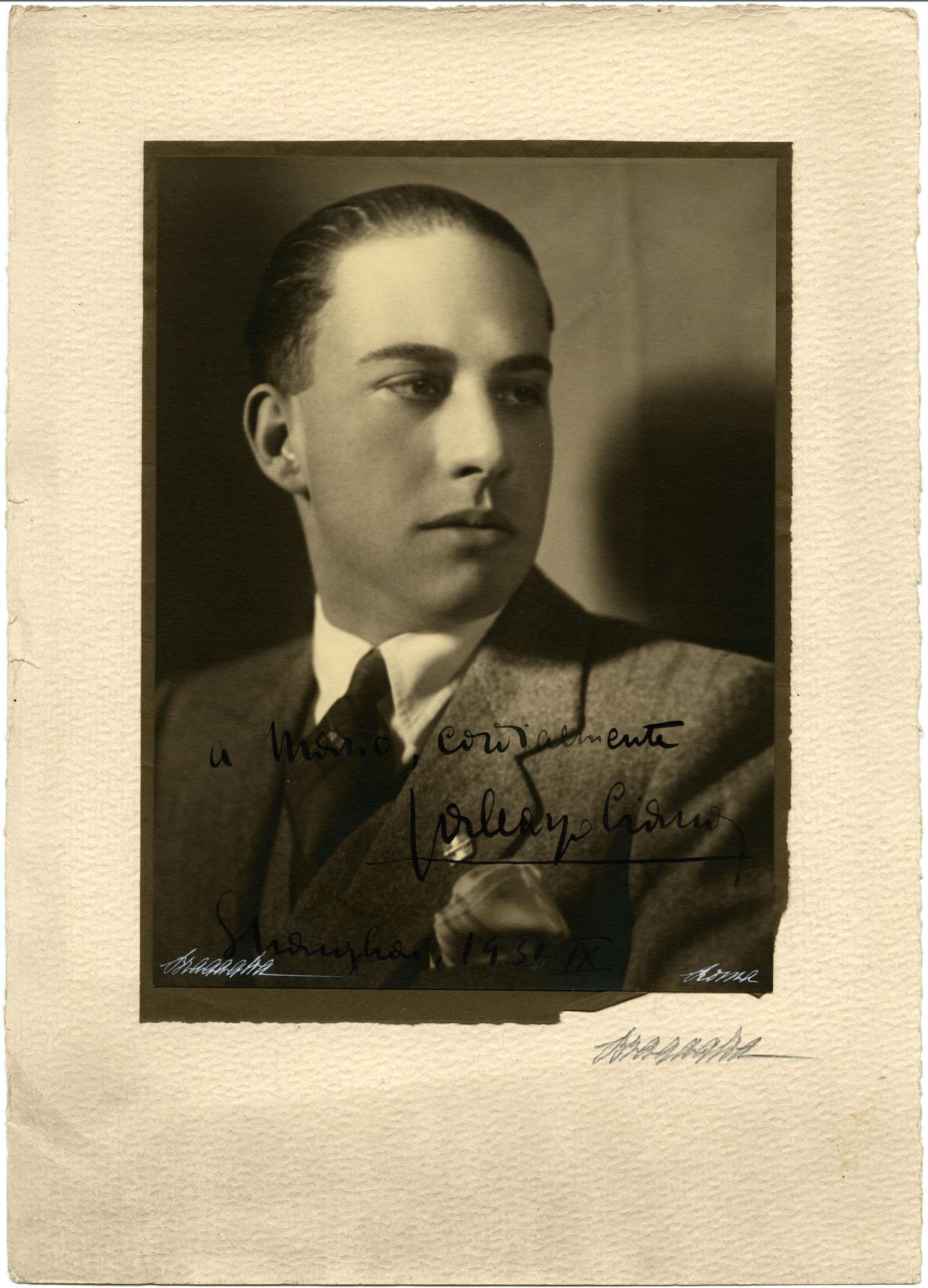 Galeazzo Ciano, Portrait