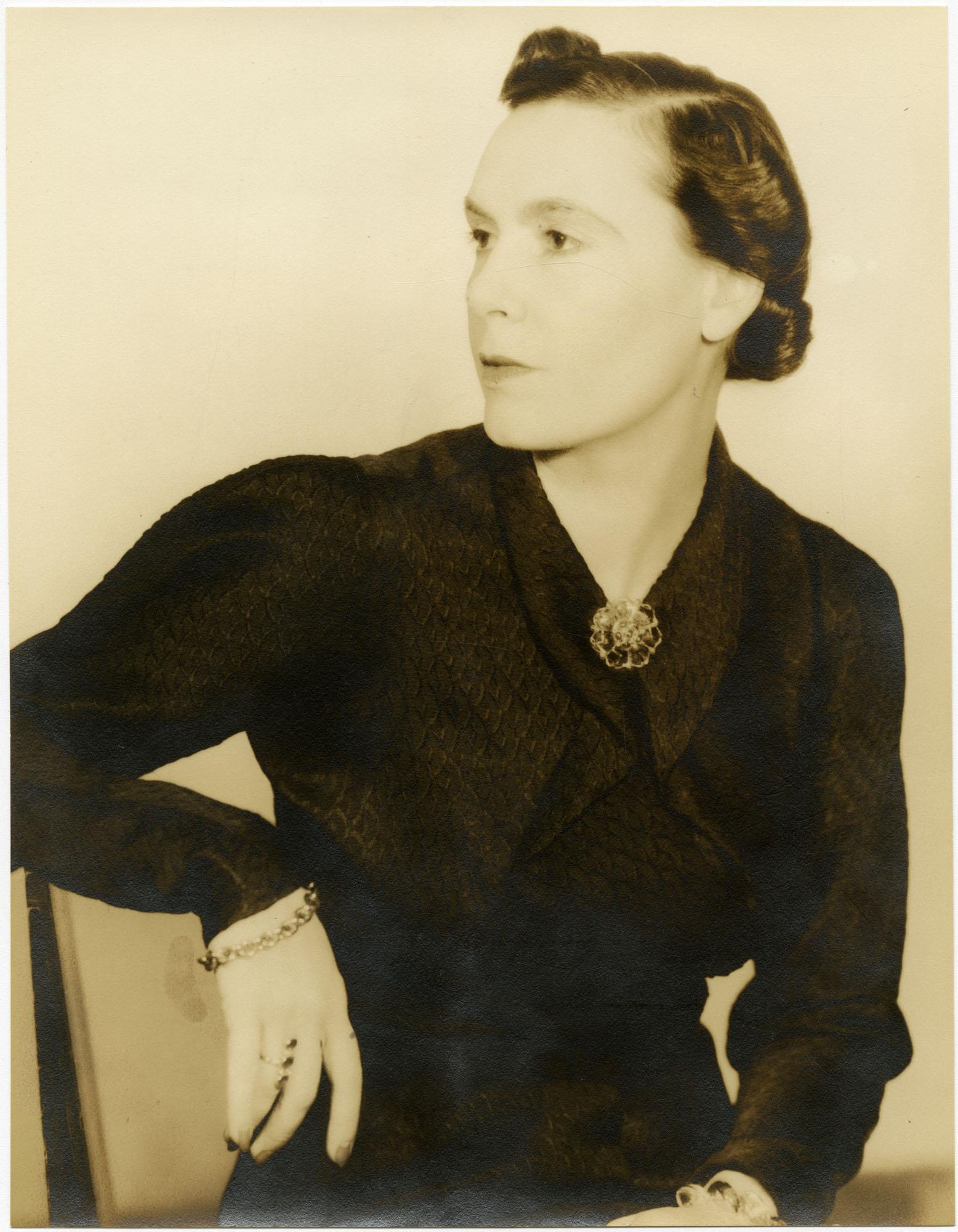Jane Sanford Pansa, Portrait 7
