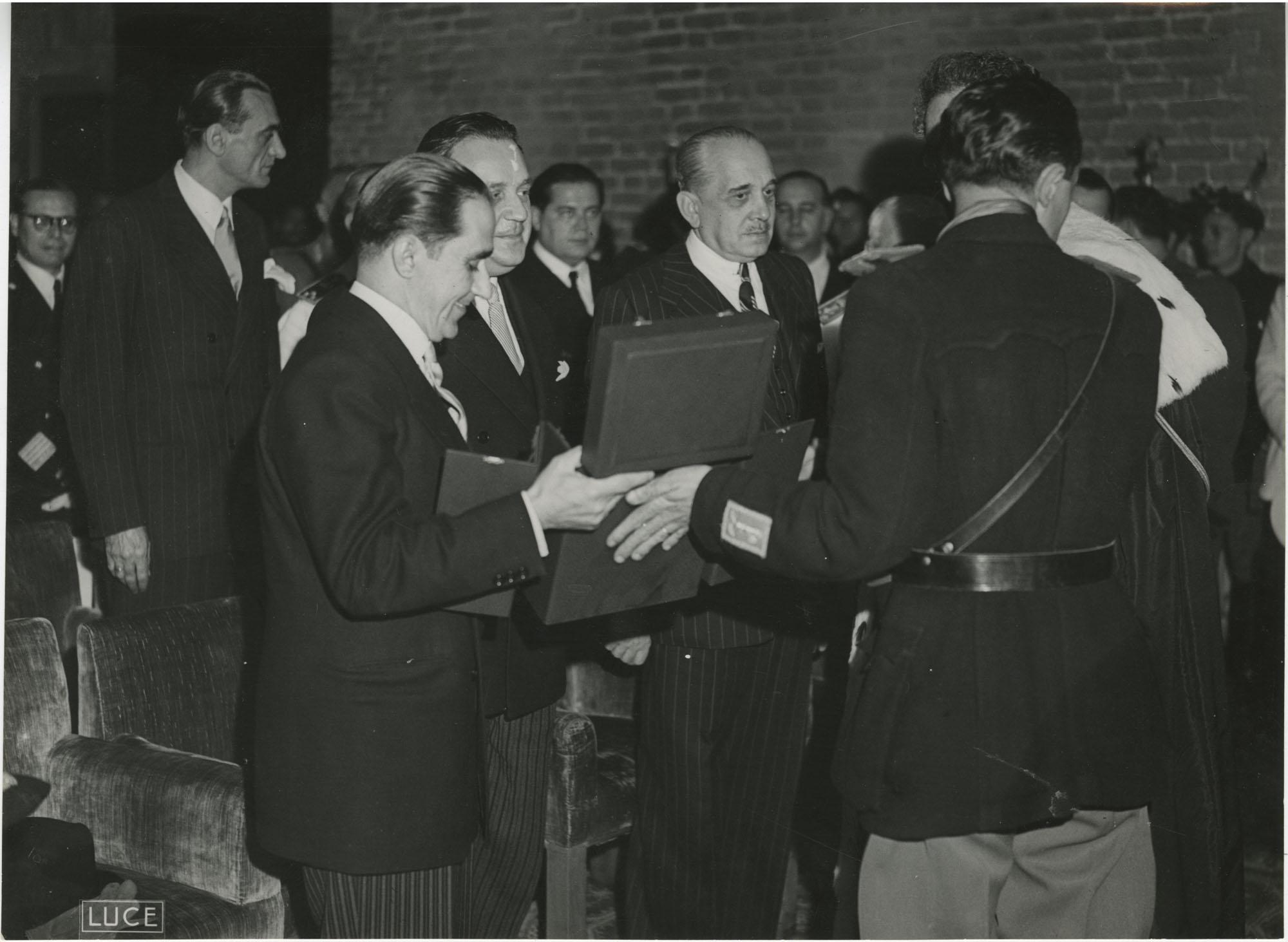 Mihai Antonescu's visit to Benito Mussolini, Photograph 60