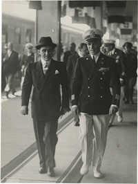 Mihai Antonescu's visit to Benito Mussolini, Photograph 53
