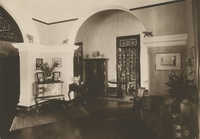 Interior of the Royal Italian Consul in Sri Lanka, Photograph 1