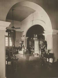 Interior of the Royal Italian Consul in Sri Lanka, Photograph 2