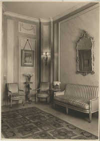 Hallway in the Royal Italian Consul in Sri Lanka, Photograph 2