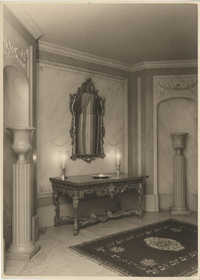 Entrance hallway in the Royal Italian Consul in Sri Lanka, Photograph 1