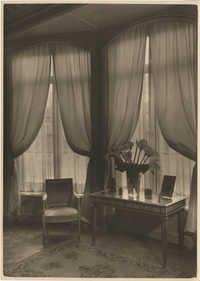 Blue drawing room'  in the Royal Italian Consul in Sri Lanka, Photograph 2