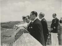 Mihai Antonescu's visit to Benito Mussolini, Photograph 41