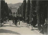 Mihai Antonescu's visit to Benito Mussolini, Photograph 4