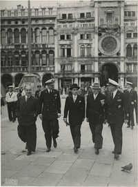 Mihai Antonescu's visit to Benito Mussolini, Photograph 6