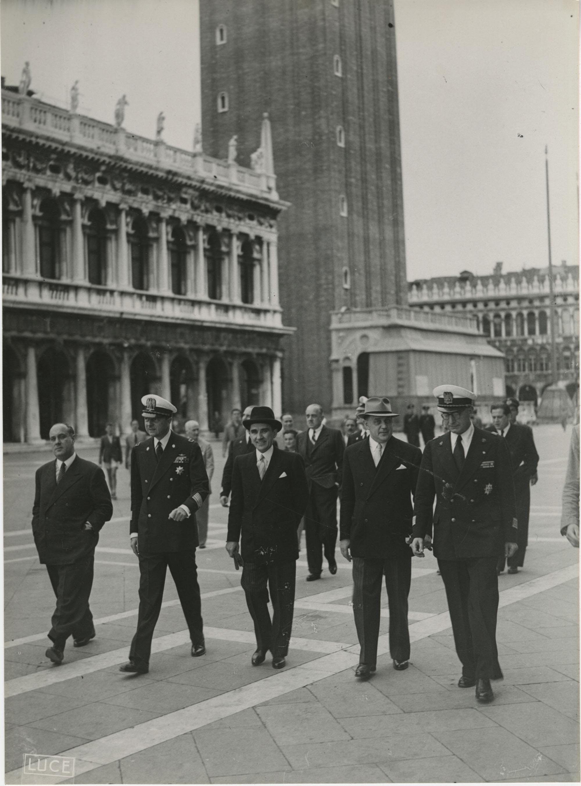 Mihai Antonescu's visit to Benito Mussolini, Photograph 7