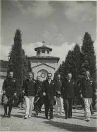 Mihai Antonescu's visit to Benito Mussolini, Photograph 5