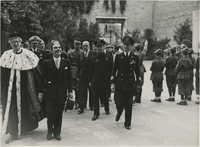 Mihai Antonescu's visit to Benito Mussolini, Photograph 3
