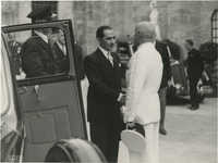 Mihai Antonescu's visit to Benito Mussolini, Photograph 8