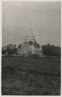 Unidentified structure in Sri Lanka