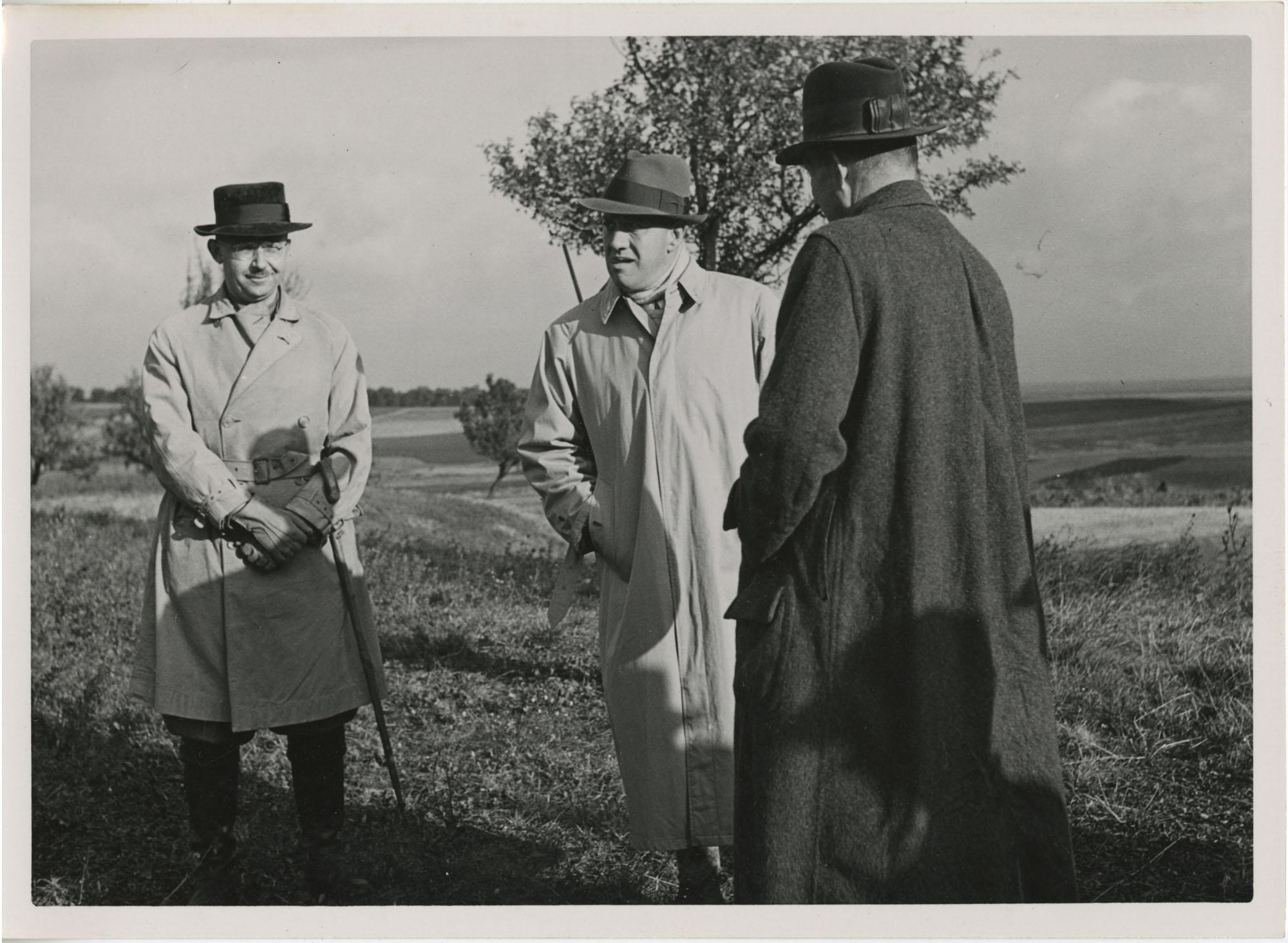 National Socialist Motor Corps (NSKK) shooting weekend, Photograph 28
