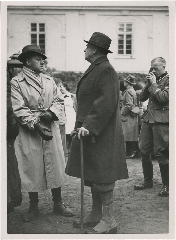 National Socialist Motor Corps (NSKK) shooting weekend, Photograph 30