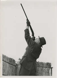National Socialist Motor Corps (NSKK) shooting weekend, Photograph 29
