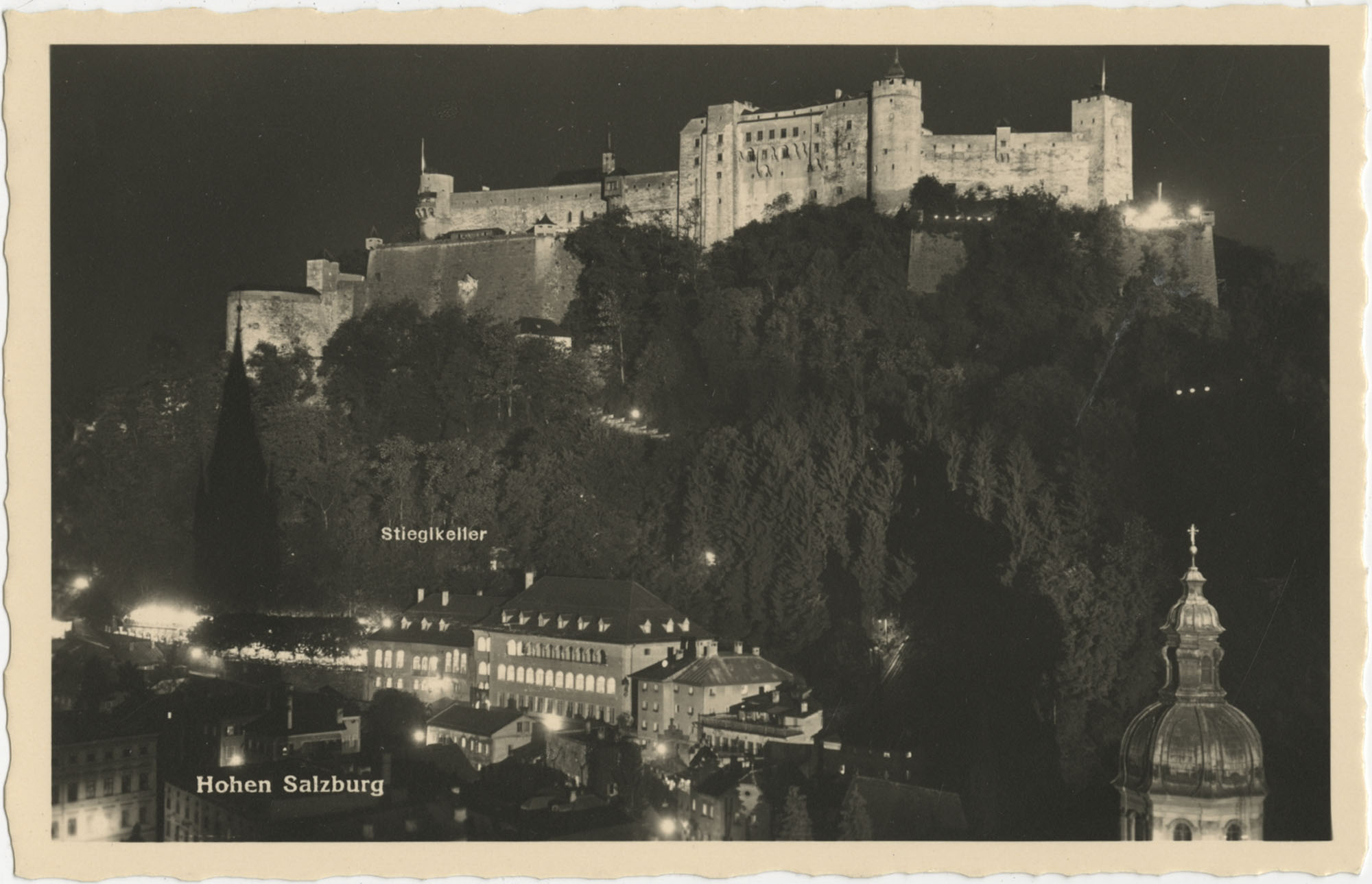 Mirabell Palace in Salzburg, Austria, Photograph 2