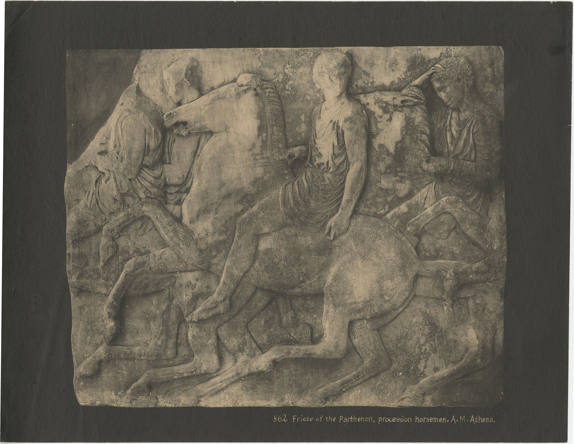 Sculpture from Athens, Greece, Photograph 13