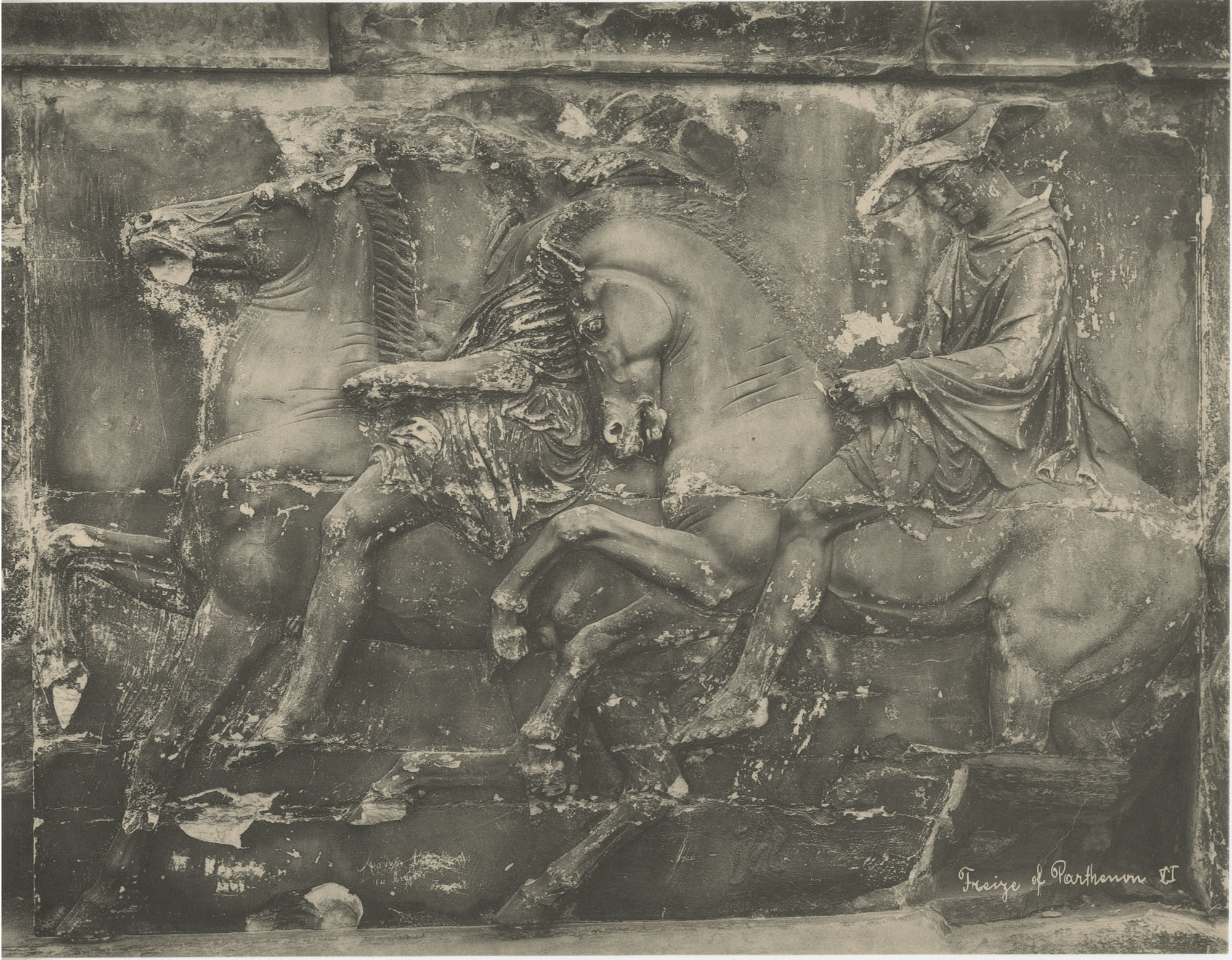 Sculpture from Athens, Greece, Photograph 20