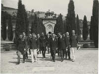 Mihai Antonescu's visit to Benito Mussolini, Photograph 18