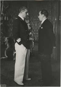 Mihai Antonescu's visit to Benito Mussolini, Photograph 25