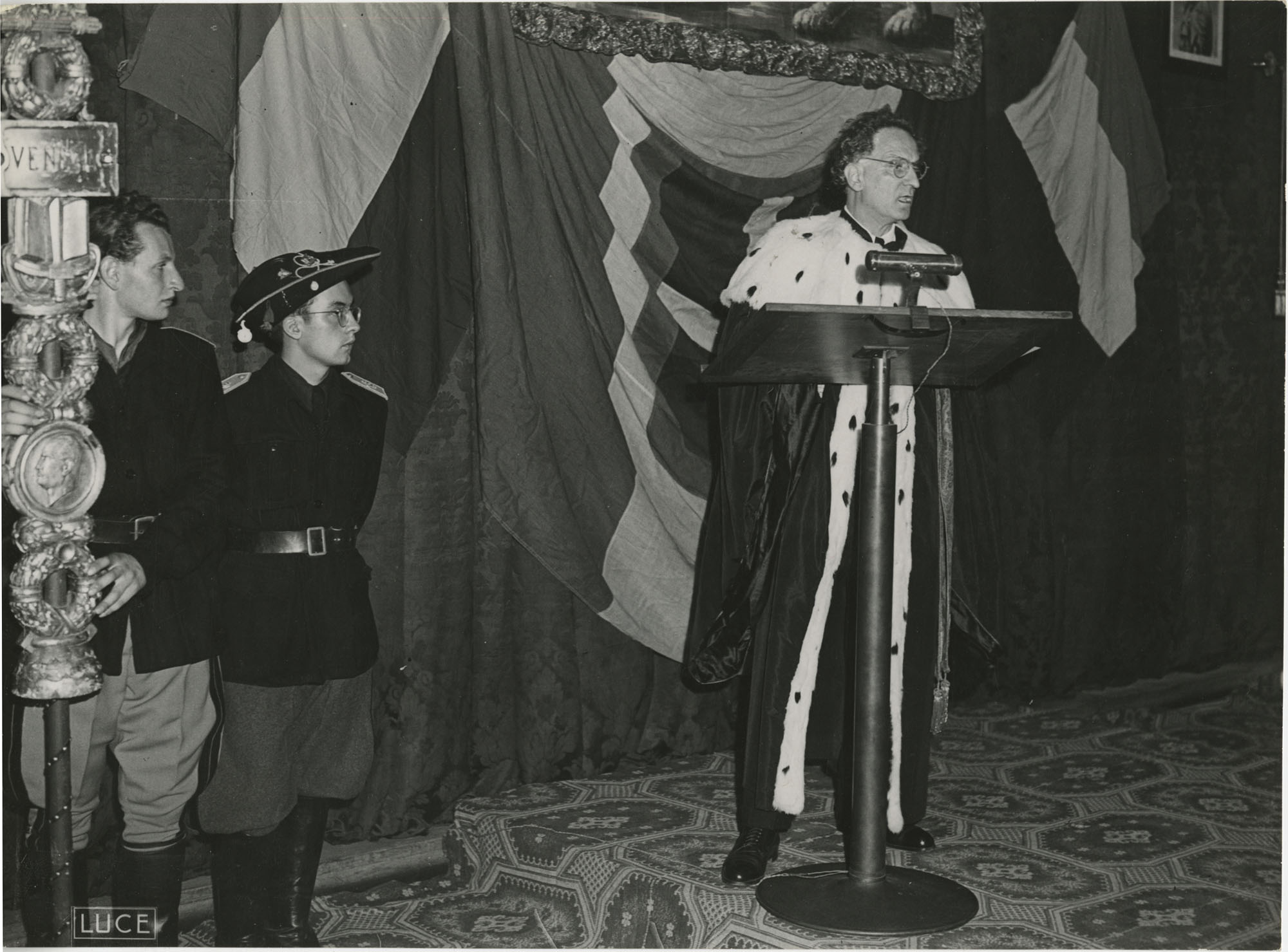 Mihai Antonescu's visit to Benito Mussolini, Photograph 20