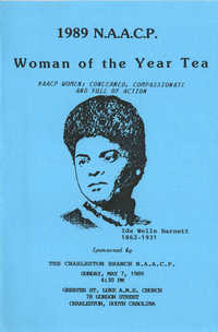1989 NAACP Woman of the Year Tea, May 7, 1989