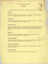 A. Philip Randolph Institute, Committees List
