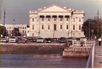 Photograph of the Charleston City United States Customs House