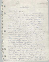 Letter to Septima P. Clark, March 22, 1979