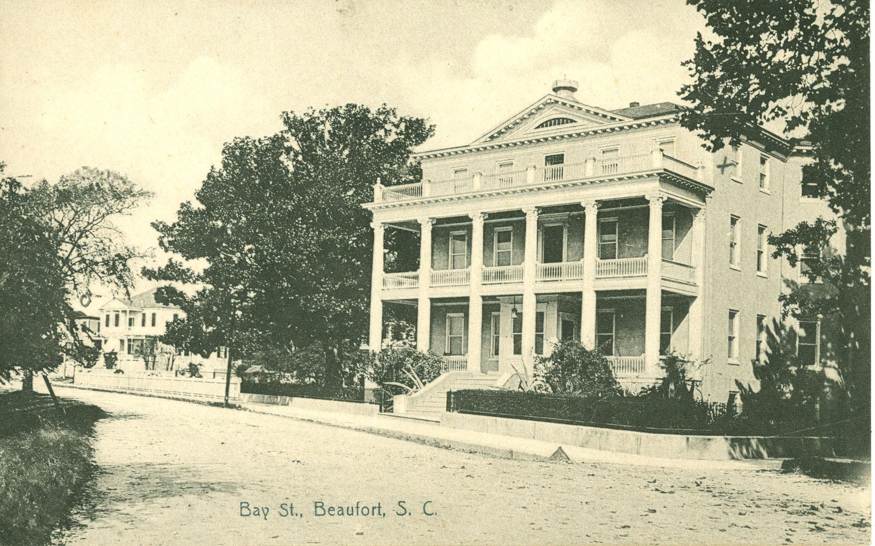 Bay St. in Beaufort
