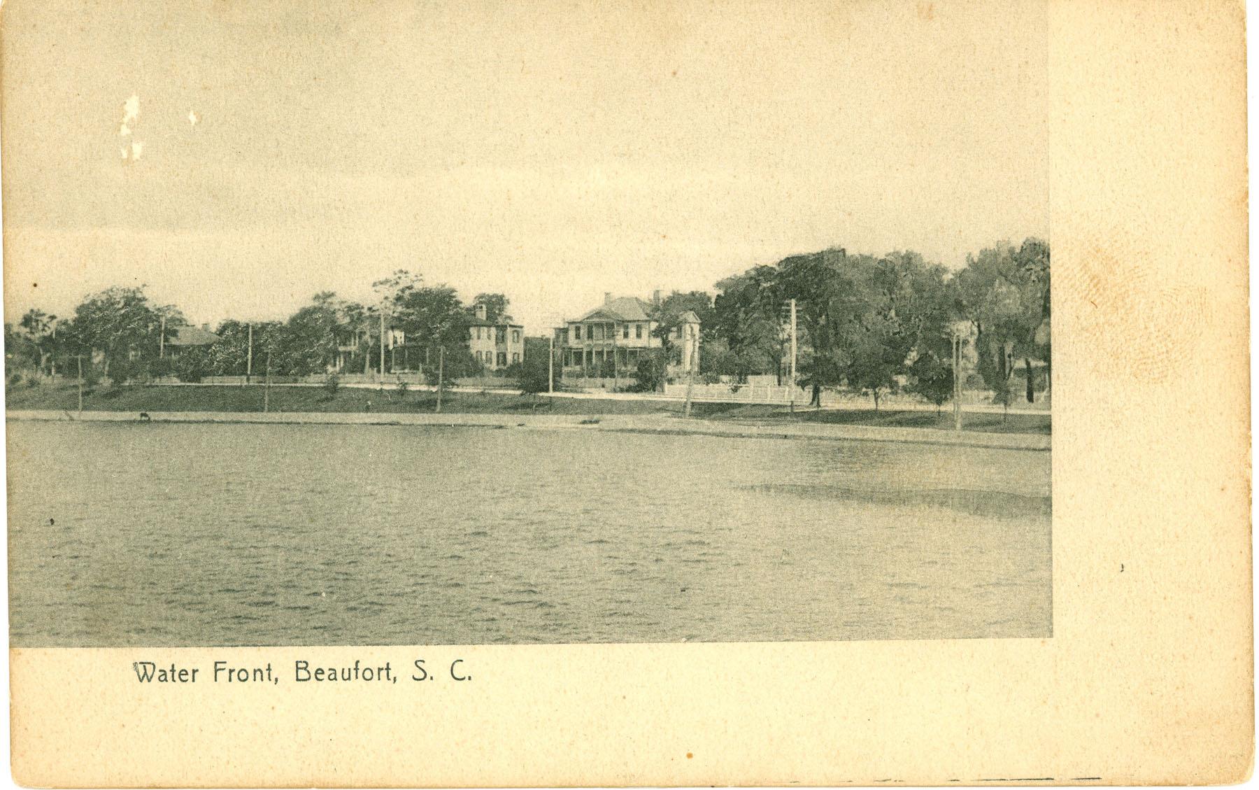 Water Front in Beaufort