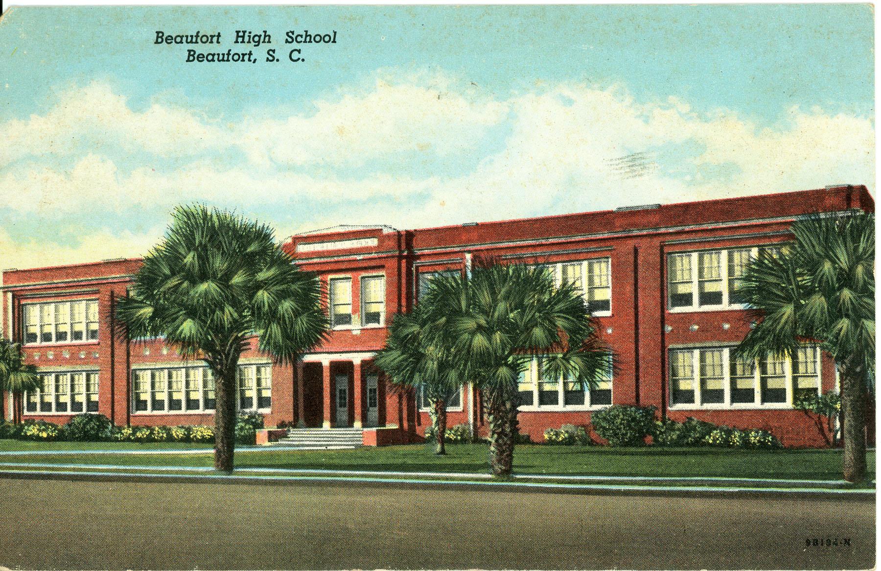Beaufort High School, Beaufort, South Carolina