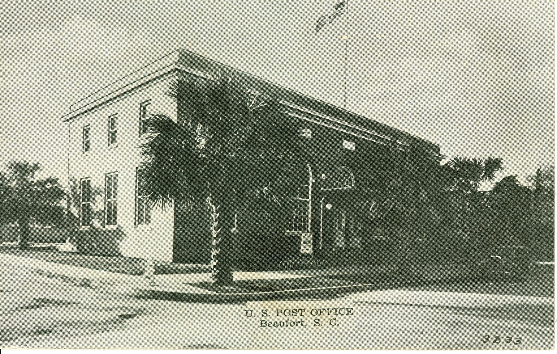 U.S. Post Office Beaufort