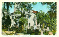 Episcopal Church, Beaufort, South Carolina Founded in 1712