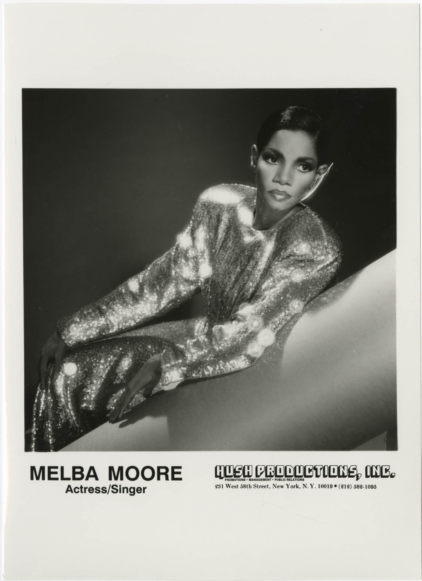 Photograph, Melba Moore, Hush Productions, Inc.