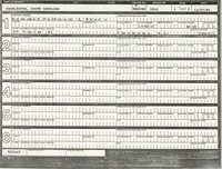 Member Information, Reverend Ferdinand O. Pharr, NAACP