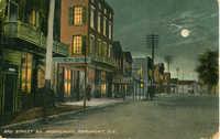 Bay Street by Moonlight, Beaufort, S.C.