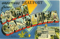 Greetings From Beaufort, South Carolina