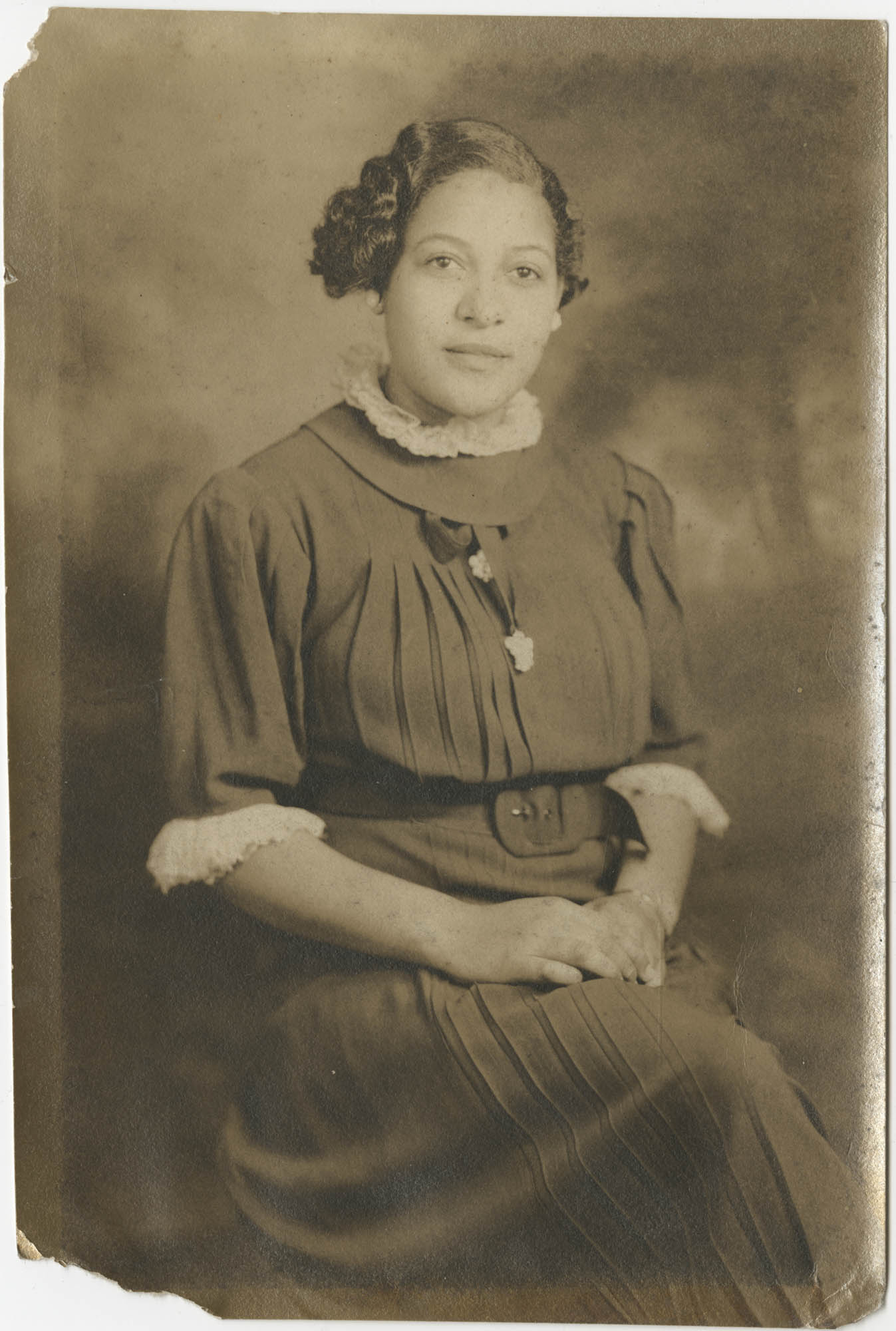 Photograph of Margie