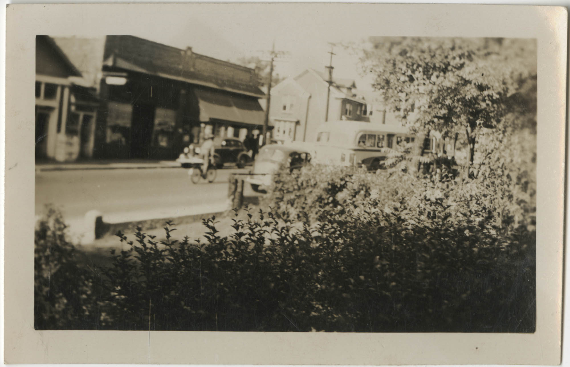 Photograph of a Street Scene