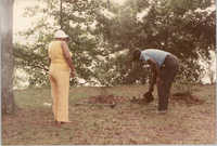 Photograph of Two Gardeners