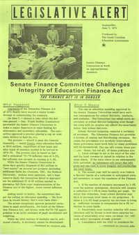 Legislative Alert, June 7, 1978