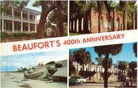 Beaufort's 400th Anniversary